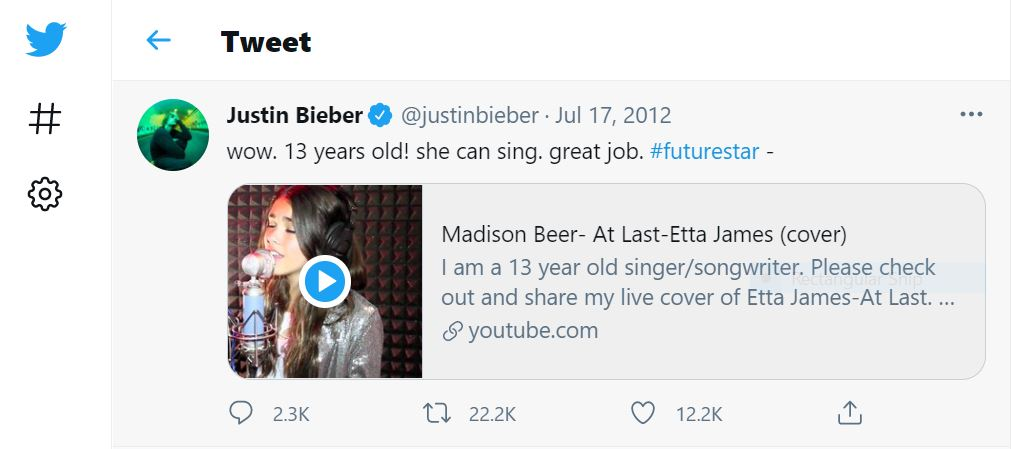 Why is Madison Beer famous